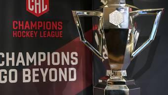 Geht der Pokal der Champions Hockey League erneut in die Hände der Frölunda Indians? Der Titelverteidiger aus Göteborg steht seit der Neulancierung des europäischen Klub-Wettbewerbs vor sechs Jahren zum fünften Mal im Final