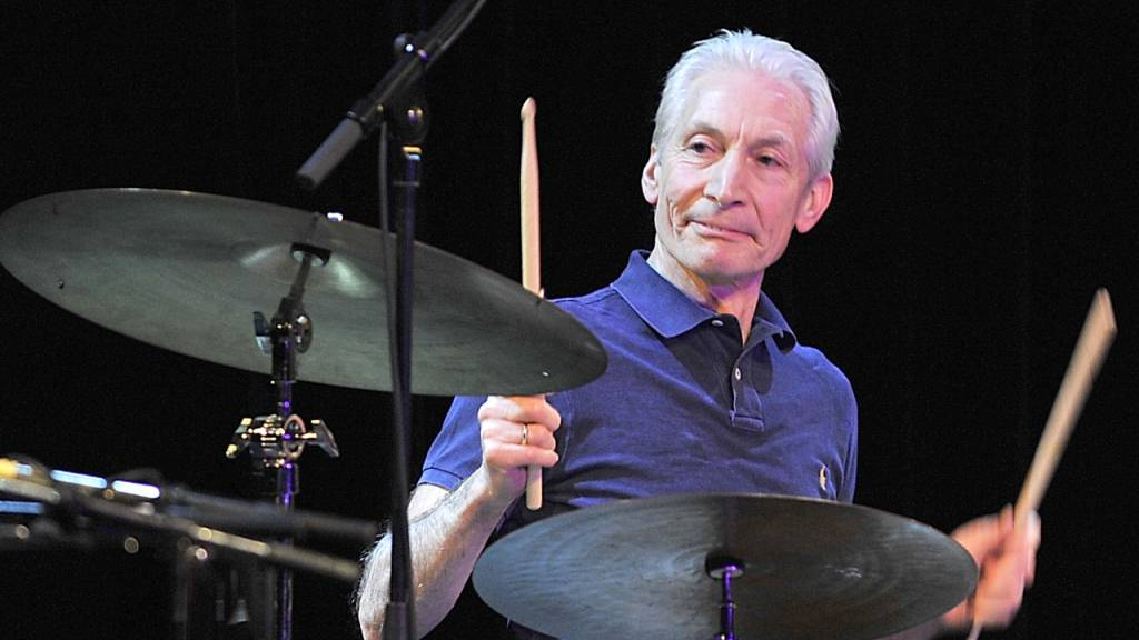 Schlagzeuger Watts verpasst Rolling-Stones-Tournee wegen Operation