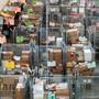 Das Paketzentrum Härkingen in Fotos: So bewältigt die Post die Coronakrise