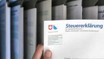 Der Steuerfuss im Kanton Zürich soll in den nächsten zwei Jahren unverändert bleiben.