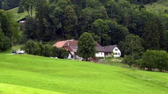 Das Restaurant Glutzenberg soll an die öffentliche Wasserversorgung von Günsberg angeschlossen werden.