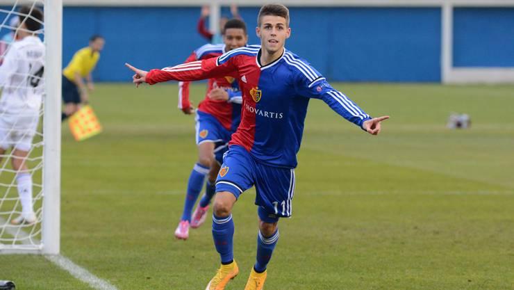 Nicolas Hunziker: Schweiz U21