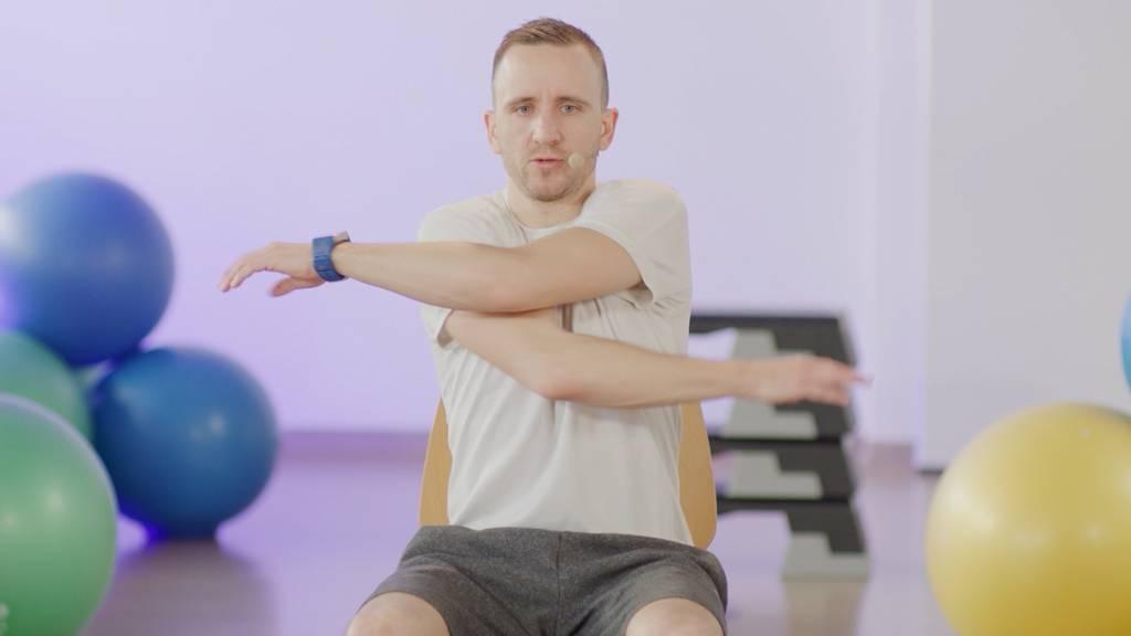 «Gymnastik im Wohnzimmer» vom 22. April 2021