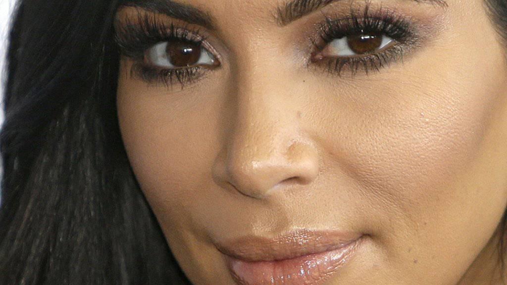 Kim Kardashian - einzig dafür berühmt, berühmt zu sein - lässt sich ihre Präsenz mit bis zu einer Million Dollar vergolden. (Archivbild)