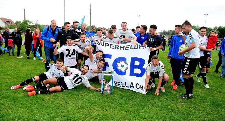 Der FC Bellach muss den Abgang von David Steiner verkraften. Dafür sind fünf Neue mit dabei.