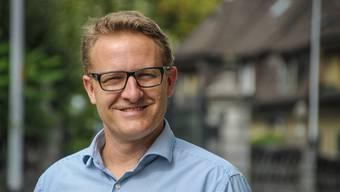 Arsène Perroud war Einwohnerrat und Einwohnerratspräsident, seit 2013 ist er Gemeinderat – ab 2018 wird er Ammann.