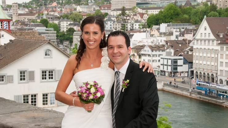 Stephanie und Christoph aus Birmensdorf