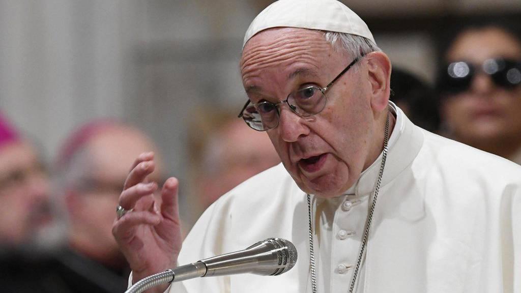 «Der Papst liebt Schoggi und Mate-Tee»