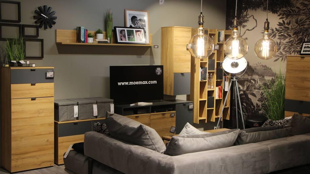 So sieht es im neuen Möbelhaus in St.Gallen-Abtwil aus