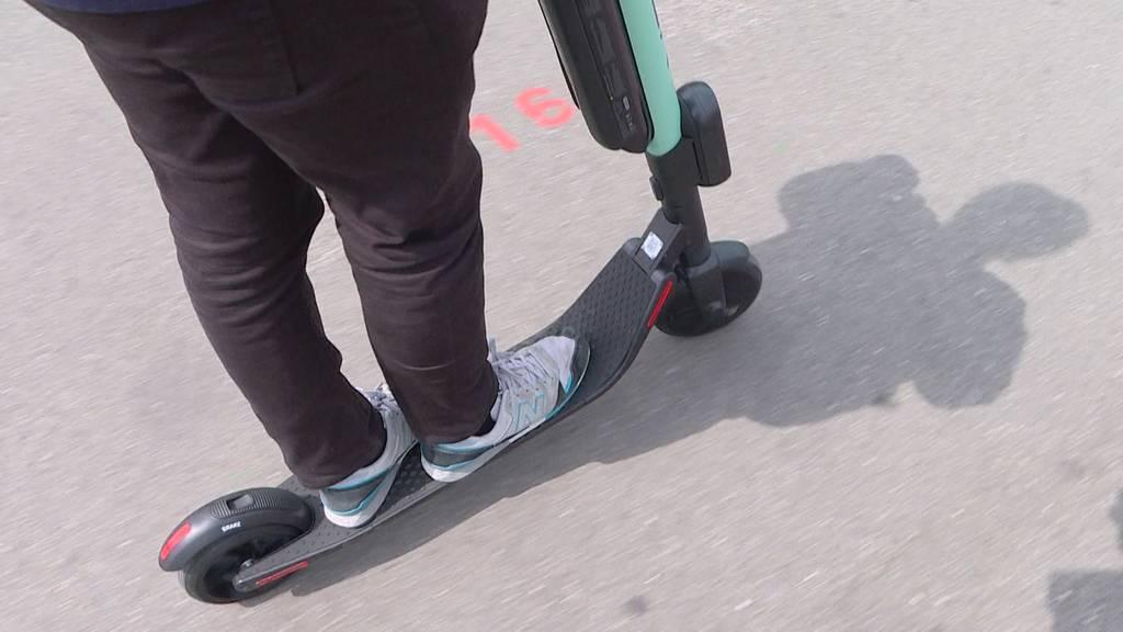 Wie grün ist der Boom der Miet-E-Scooter in Zürich?