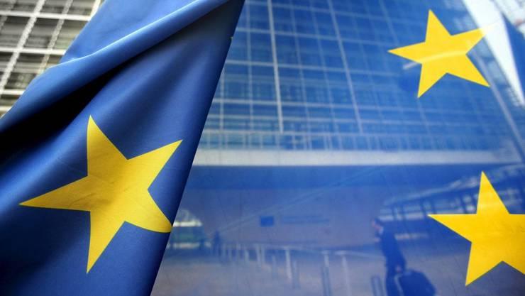 Heute Mittwoch legt die EU-Kommission ihre Konjunkturprognose vor. (Archivbild)