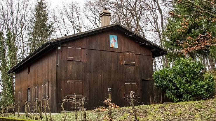 Das Pfadihaus wurde 1940 gebaut und zuletzt 1972 umfassend renoviert.