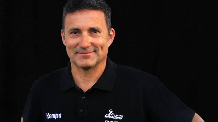 Urs Mrose wird neuer Sportchef beim STV Baden.