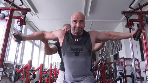 Körperkult Teil 3: Bodybuilder Steffen Woll