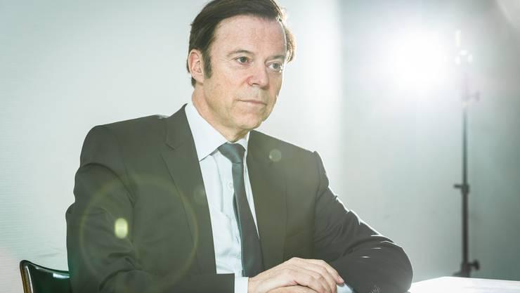 Ewig gegen die Übermacht: Christoph Mörgeli.
