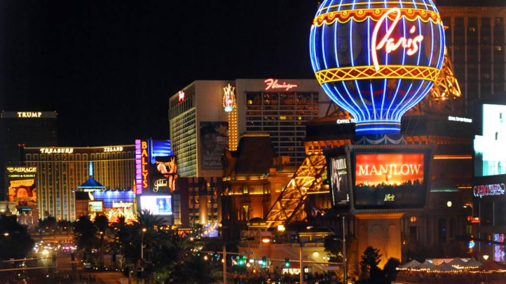 Wird NBA in Las Vegas fortgesetzt?