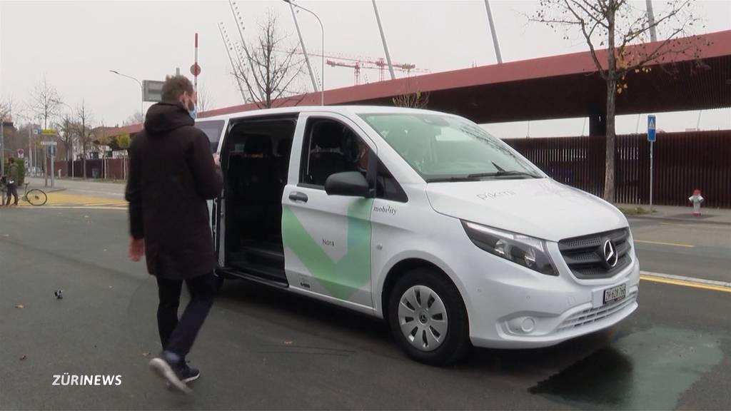 Fast wie Uber: VBZ baut ÖV-Angebot am Abend aus