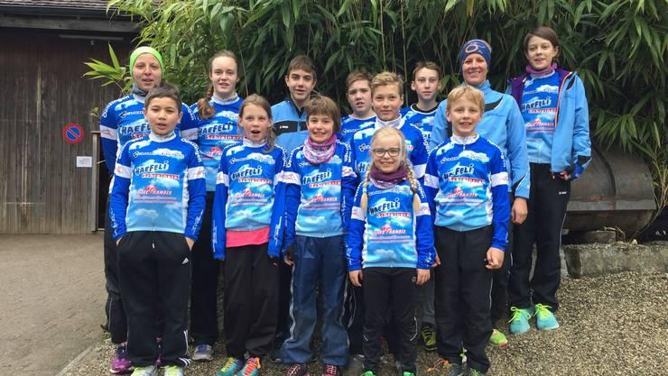 Diesen Jugendlichen macht Triathlon Spass