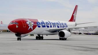 Edelweiss Air baut sein Streckennetz und seine Flotte aus. (Archiv)