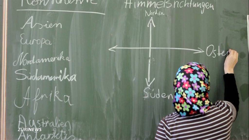 Burkaverbot: Junge Grüne klagen an, Konservative fordern Kopftuchverbot an Schulen