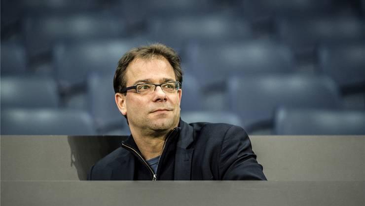 Der frühere FCB-Sportdirektor Georg Heitz