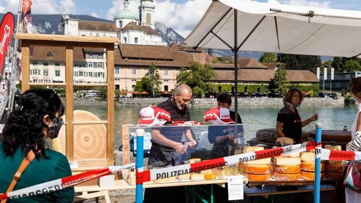 Der Solothurner Chästag 2020