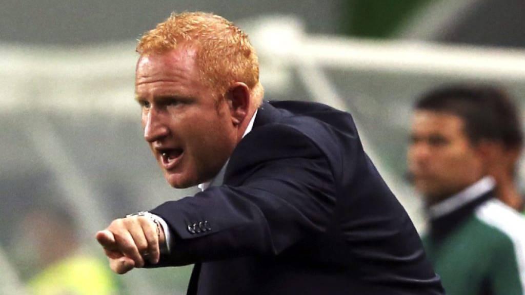Ex-FCB-Meistertrainer Heiko Vogel wird U23-Coach von Gladbach