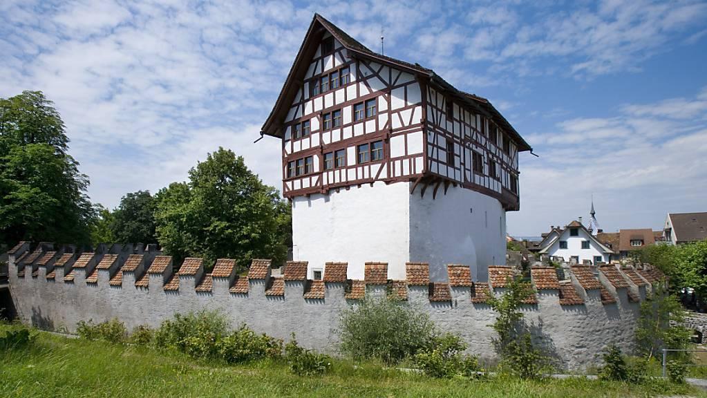 Das Museum Burg Zug erhält einen neuen Direktor. (Archivbild)