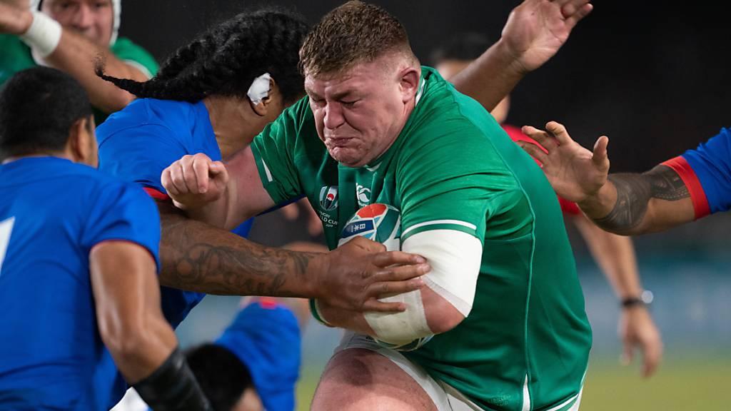 Irland siebter Viertelfinalist