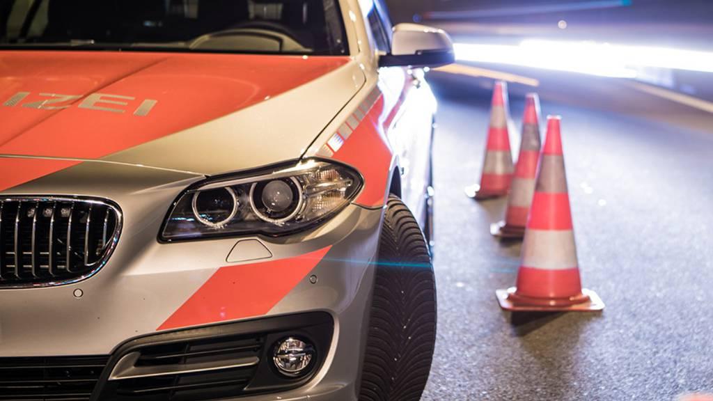 Unfälle im Kanton Luzern sorgten für Stau im Morgenverkehr
