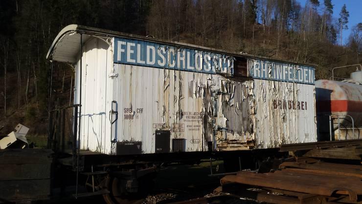 Der DVZO und das SWS-Museum Schlieren spannen zusammen. Der historisch wertvolle Wagen aus der Wagi Schlieren soll restauriert werden. Bild © DVZO