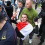 Die USA erwägen laut einem Insider Sanktionen gegen Personen aus Belarus wegen Wahlfälschungen und Verstösse gegen demokratische Grundrechte. (Archivbild)