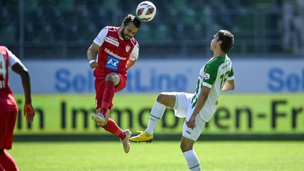 Espen gewinnen langsam Oberhand über Sion – noch keine Goals auf beiden Seiten
