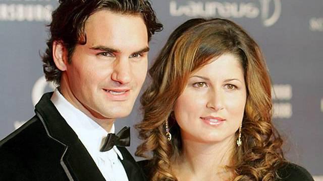 Roger und Mirka werden Eltern (Archiv)