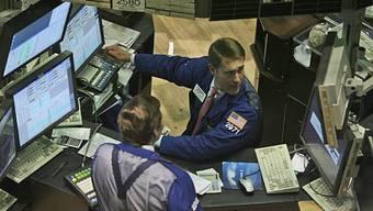 Dow-Jones-Index im Minus