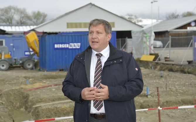 David Birrer, Geschäftsführer Lufthansa Aviation Training.