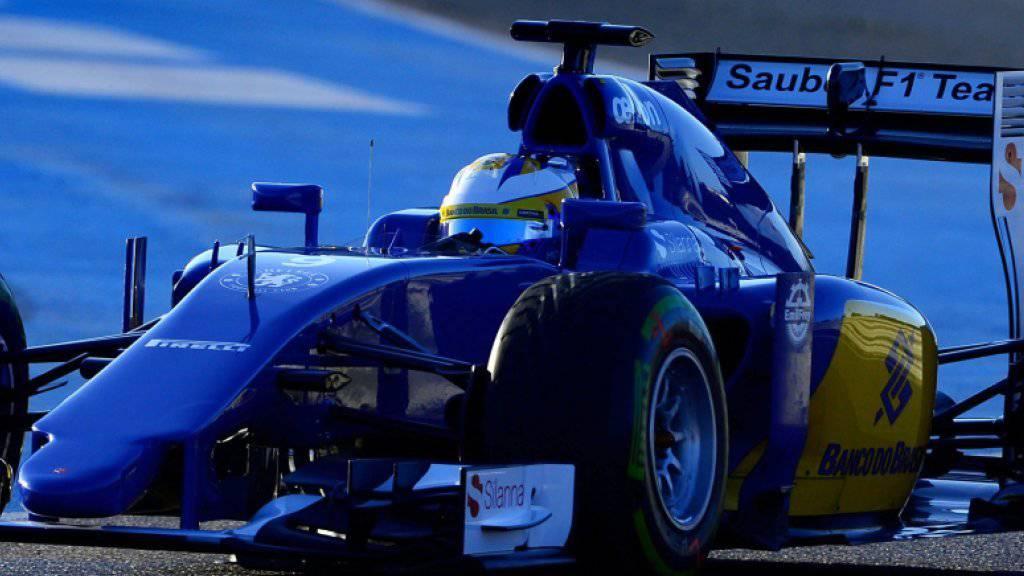 Sauber als Name nicht mehr in der Formel 1