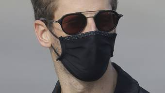 Roman Grosjean hatte bei seinem Unfall einen grossen Schutzengel