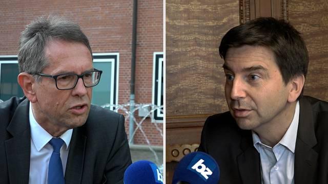 Wenn der eine Ja sagt und der andere Nein: Lehmann und Wüest-Rudin im Vimentis-Vergleich.