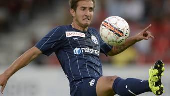 Der ehemalige FCZler Mario Gavranovic zeigte sich im Cupfinal treffsicher