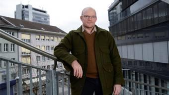 Daniel Kauz ist Projektleiter der neuen Stadtgeschichte Grenchen, die nächste Woche veröffentlicht wird.