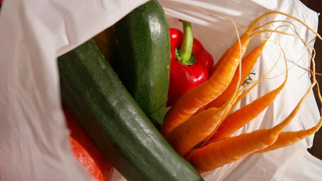 Keine gratis Plastiksäcke mehr ab 2020