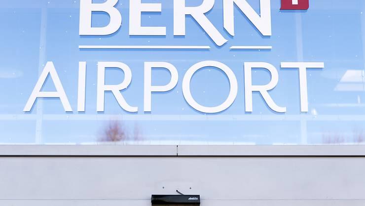 Der Flughafen Bern setzt auf Crowdfunding, um wieder Linienflüge in die Luft zu bringen. (Archivbild)