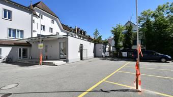 Im baulichen Erweiterungsvorhaben des Modehauses Bernheim steht als Nächstes das ordentliche Baugesuch an.