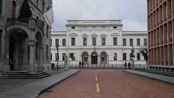 Jetzt soll gehandelt werden: Politiker wollen Missständen am Bundesstrafgericht in Bellinzona auf den Grund gehen.