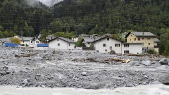 Aarau spendet dem von einem Bergsturz betroffenen Dorf Bondo 2500 Franken.