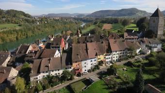 Für ihre Altstadt ist Kaiserstuhl bekannt.