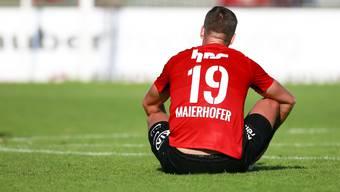Stefan Maierhofer bleibt nun doch in Aarau.