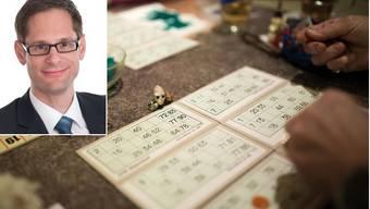 FDP-Grossrat Silvan Hilficker will die Bewilligungspflicht für Lotterien und Tombolas überprüfen lassen.