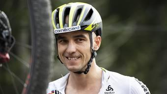 """""""Der Sport rückt in den Hintergrund"""": Nino Schurter will im Moment nicht an Rennen denken, muss sich aber fit halten"""